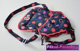 originalní španělské panenky pro děti dětské popruhy, taška pro panenky nebo panenku - miminko, nosící ruksak, kvalitní značková klokanka Bayer Chic mluvící panenky ze Španělska pro děti