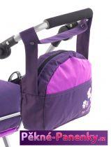přebalovací taška na kočárek Bayer Chic Plum