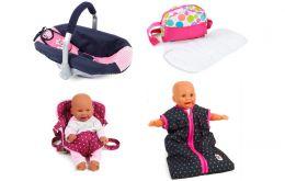 Příslušenství pro panenky a kočárky