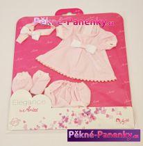 Oblečení pro panenky Arias® 33cm růžová