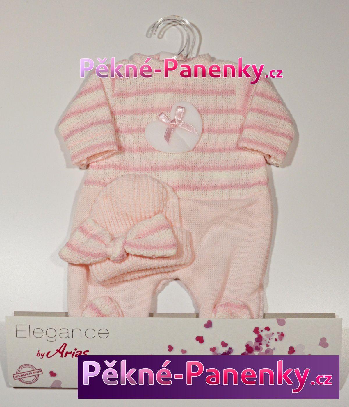 Arias levné oblečky, kvalitní oblečení pro panenky, háčkované šatičky pro panenku, pletené oblečky na oblékání, hračky pro holčičky