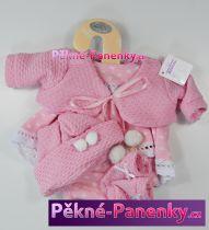 Oblečení pro panenky Berbesa® 42cm Angels růžové