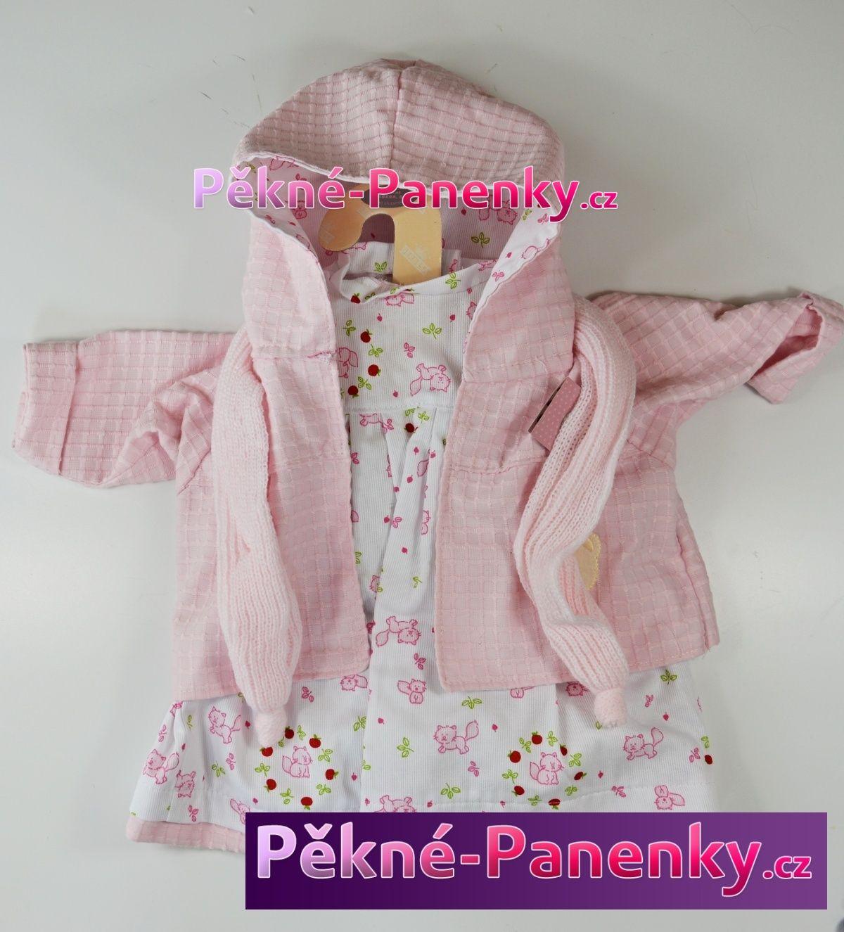 Berbesa levné oblečky, kvalitní oblečení pro panenky, háčkované šatičky pro panenku, pletené oblečky na oblékání, hračky pro holčičky
