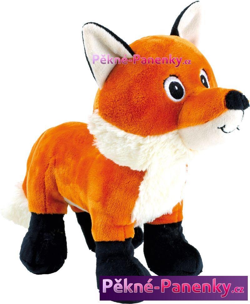 Legler Plyšová hračka liška