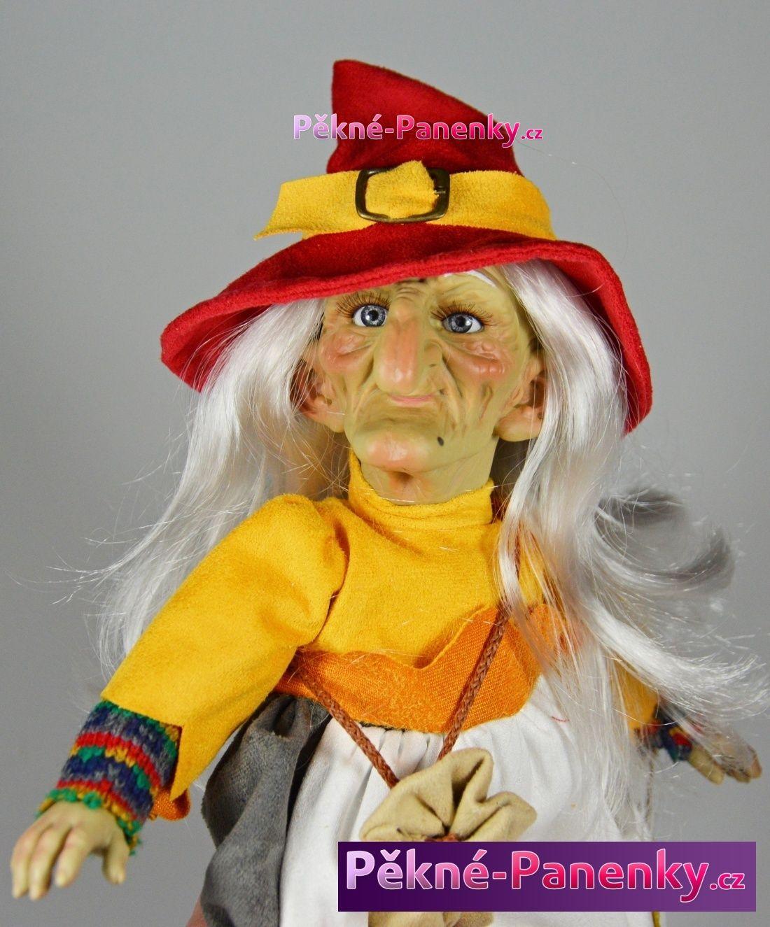 Lamagik realistická panenka – čarodějnice