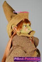 Čarodějnice Elfos Caer 28cm
