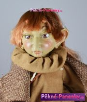 originalní španělské panenky pro děti realistická panenka – čarodějnice Lamagik mluvící panenky ze Španělska pro děti
