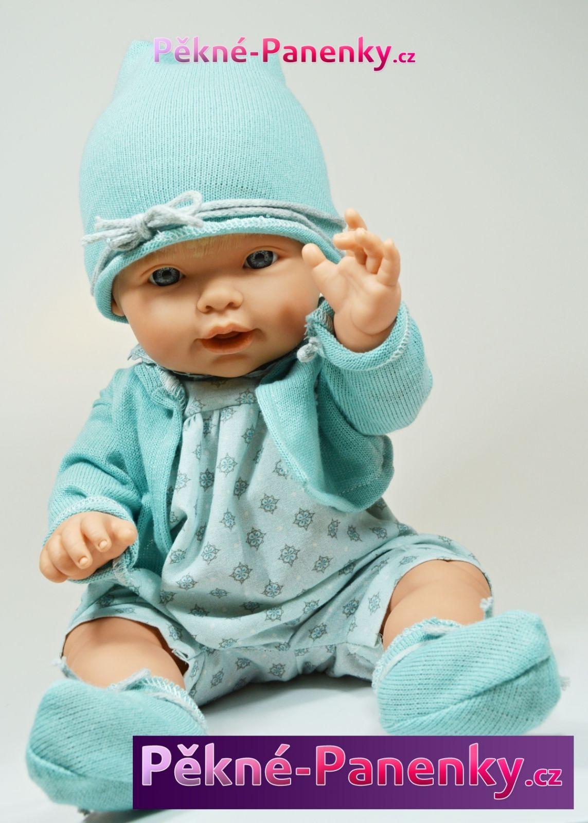 D´nenes realistická panenka, která vypadá jako živá, kvalitní španělská panenka