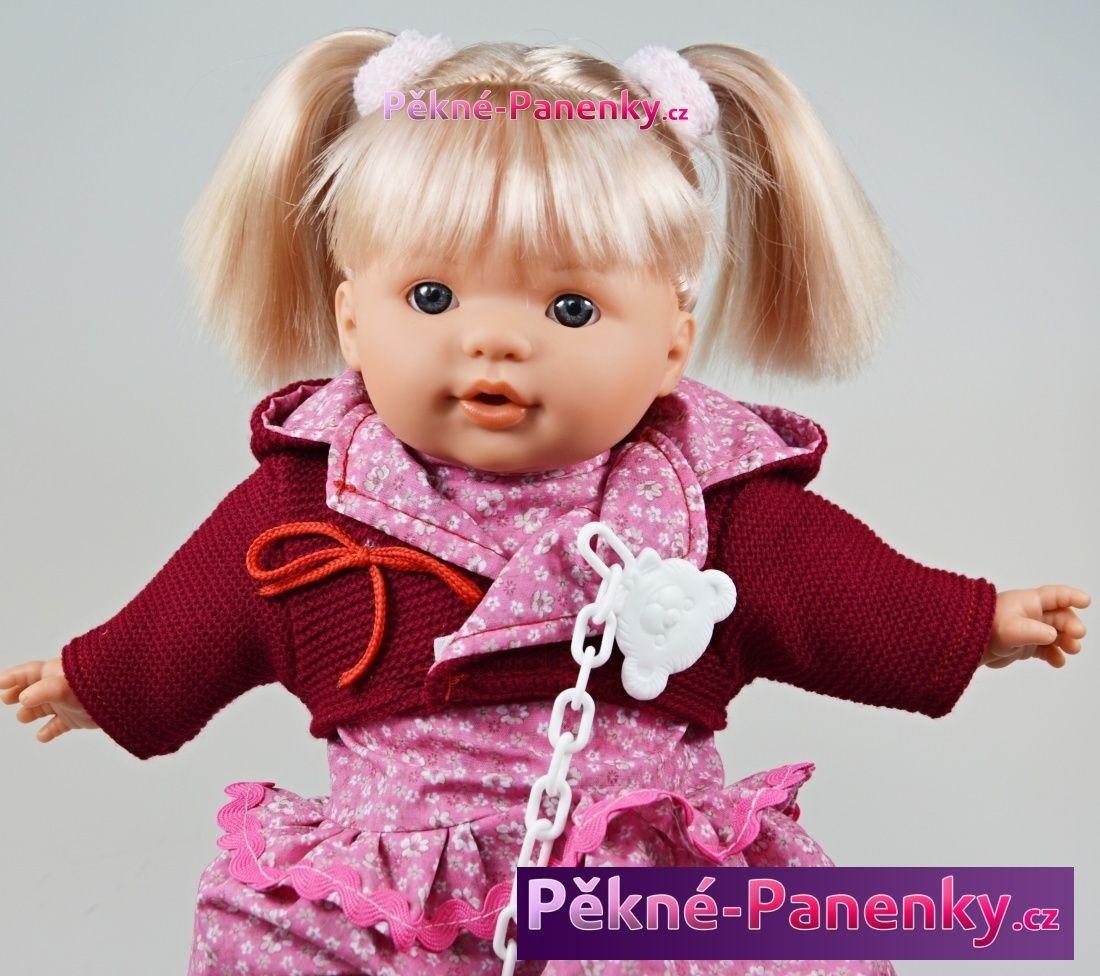 Toyse realistická panenka, které vypadá jako živá, mluvící, česací realistické panenky