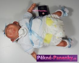 originalní španělské panenky pro děti realistická panenka – miminko šklebík, španělské panenky šklebíci Lamagik mluvící panenky ze Španělska pro děti