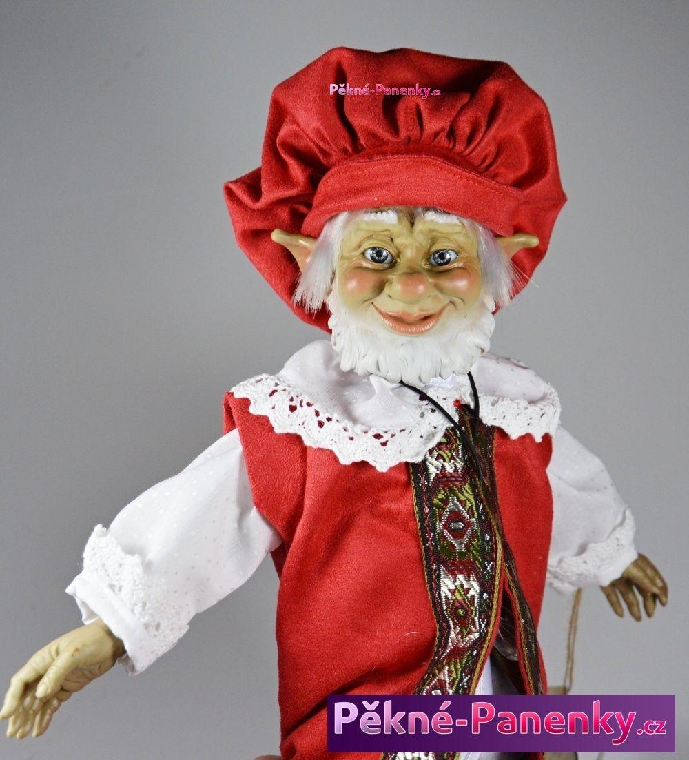 originalní španělské panenky pro děti realistická panenka – pohádkový skřítek Lamagik mluvící panenky ze Španělska pro děti