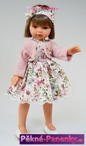 realistická česací panenka Antonio Juan® Emily Melenita 33cm