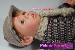 originalní španělské panenky pro děti realistická panenka šklebík, španělské panenky šklebíci Lamagik mluvící panenky ze Španělska pro děti