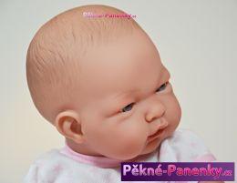 originalní španělské panenky pro děti realistické, velké miminko jako živé, realistické španělské panenky a miminka, koupací miminko D´nenes mluvící panenky ze Španělska pro děti