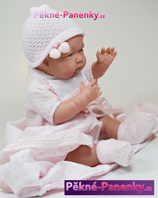 D´nenes realistické, velké miminko jako živé, realistické španělské panenky a miminka, koupací miminko