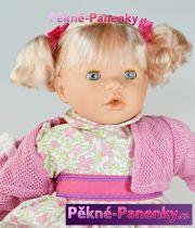 originalní španělské panenky pro děti velká, mrkací a mluvící panenka, které vypadá jako živá, česací realistické panenky Toyse mluvící panenky ze Španělska pro děti