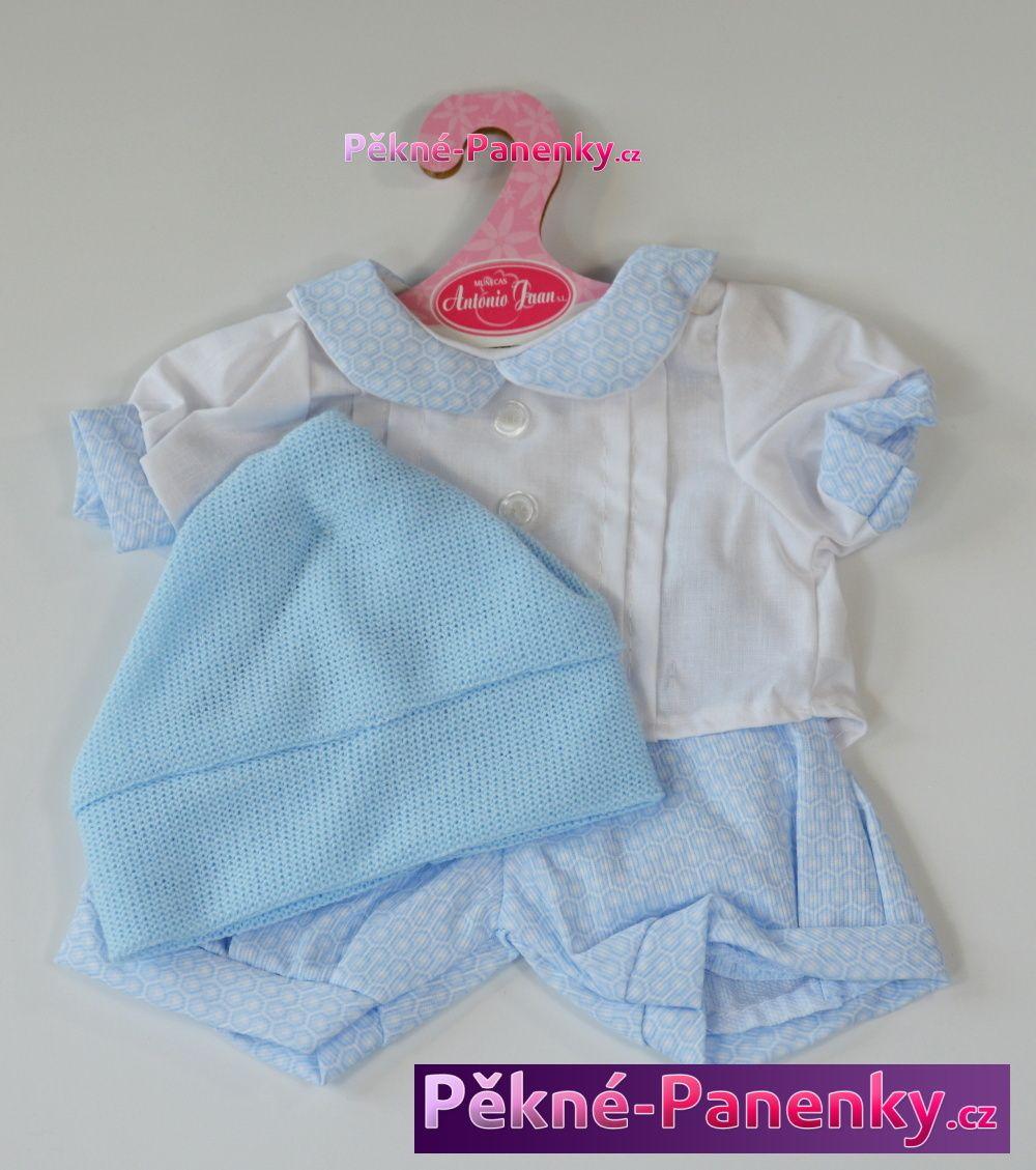originalní španělské panenky pro děti oblečky, oblečení pro panenky, háčkované šatičky pro panenku, pletené oblečky na oblékání, hračky pro holčičky Antonio Juan mluvící panenky ze Španělska pro děti