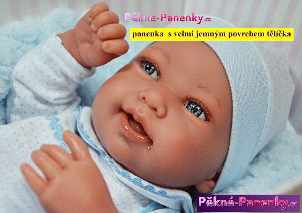 originalní španělské panenky pro děti panenka chlapeček s pindíkem Antonio Juan mluvící panenky ze Španělska pro děti
