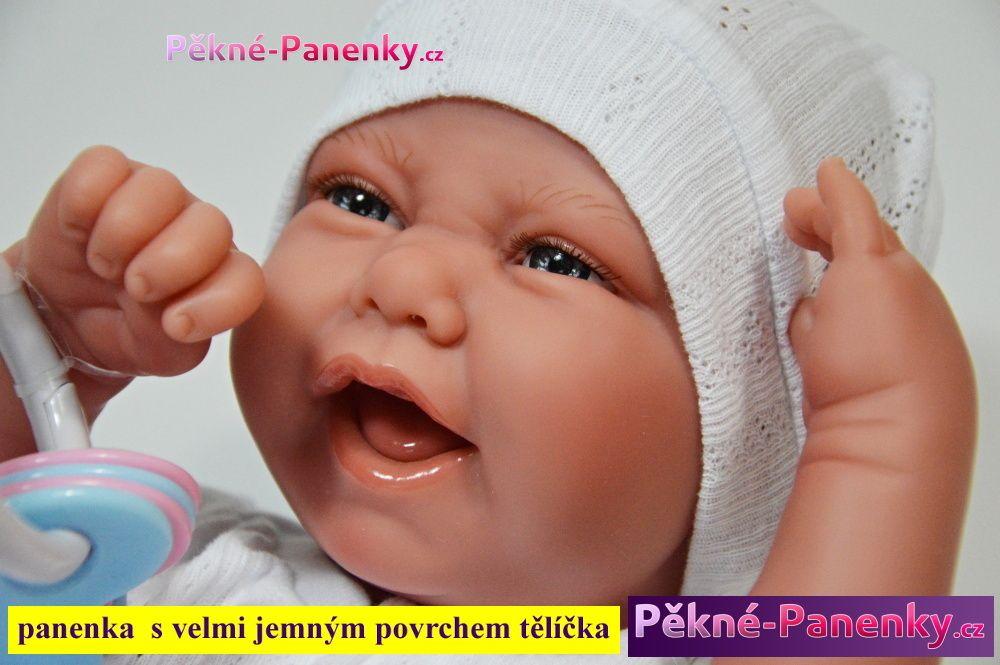 realistické panenky Antonio Juan jako živé miminka