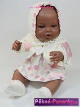 originalní španělské panenky pro děti realistická panenka černoušek Berbesa mluvící panenky ze Španělska pro děti
