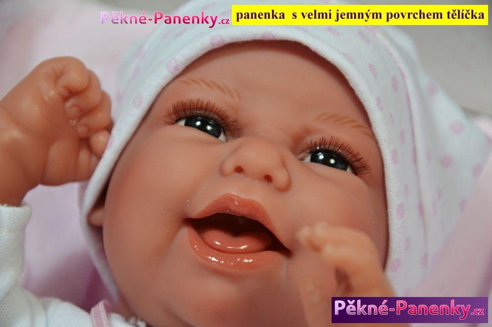 panenky miminka s dudlíkem