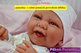 Realistické miminko Antonio Juan® Carla 42 cm