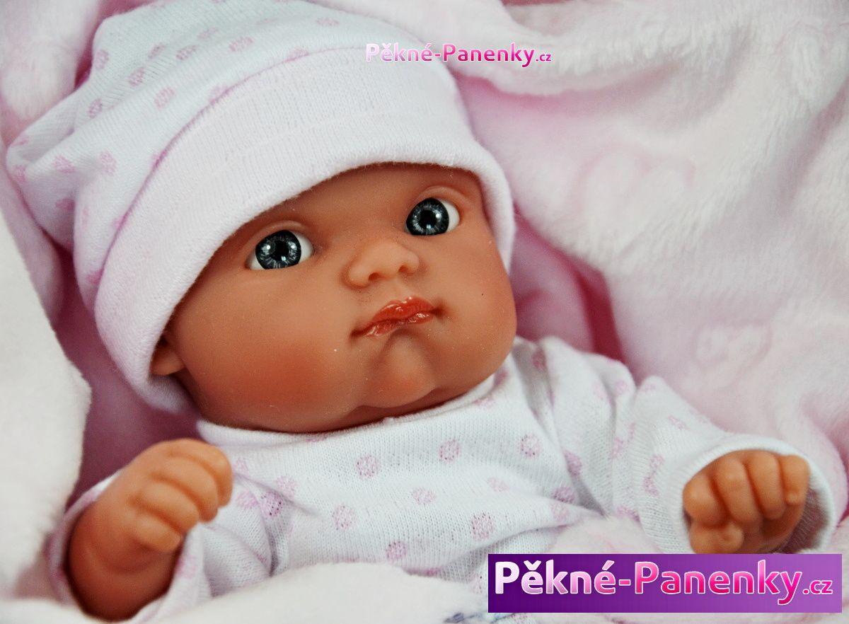 realistické panenky Antonio Juan