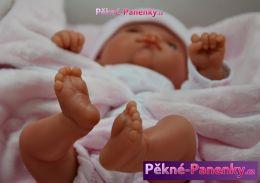 originalní španělské panenky pro děti realistické koupací miminko Antonio Juan mluvící panenky ze Španělska pro děti