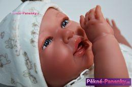 originalní španělské panenky pro děti realistické panenky Antonio Juan, panenky jako živé miminko mluvící panenky ze Španělska pro děti