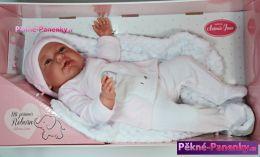 originalní španělské panenky pro děti realistické španělské reborn panenky Antonio Juan, panenky jako živé miminko mluvící panenky ze Španělska pro děti
