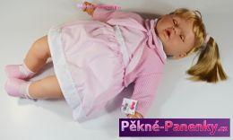 originalní španělské panenky pro děti velká mrkací a mluvící panenka, která vypadá jako živá, kvalitní španělská panenka Arias mluvící panenky ze Španělska pro děti