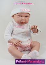 Velké realistické miminko Arias® Eddie 52 cm