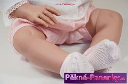 originalní španělské panenky pro děti velká, realistická panenka miminko Arias mluvící panenky ze Španělska pro děti