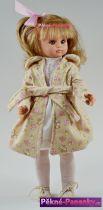 Realistická panenka pro holčičku Berbesa® Fany s kabátkem 40 cm