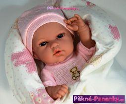 originalní španělské panenky pro děti mini dětská panenka miminko ze Španělska Berbesa mluvící panenky ze Španělska pro děti