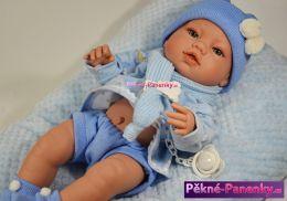 originalní španělské panenky pro děti panenka kluk, panenka chlapeček, kluk panenka, panenka miminko chlapeček, panenka kluk s pindíkem Berbesa mluvící panenky ze Španělska pro děti