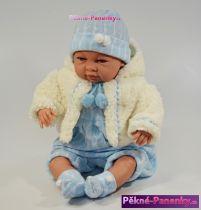 originalní španělské panenky pro děti panenka miminko kluk, panenka chlapeček, panenka miminko chlapeček kluk Berbesa mluvící panenky ze Španělska pro děti