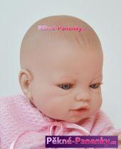 originalní španělské panenky pro děti panenka miminko, panenky jako živé, živé panenky, realistické miminko Berbesa mluvící panenky ze Španělska pro děti