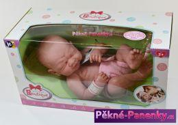 originalní španělské panenky pro děti Realistická koupací panenka Berenguer mluvící panenky ze Španělska pro děti