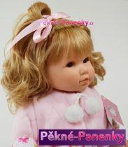 originalní španělské panenky pro děti realistická mluvící panenka, živá panenka s vlasy, česací španělská panenka, reáné panenky Berbesa mluvící panenky ze Španělska pro děti