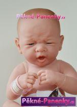 originalní španělské panenky pro děti Realistická panenka novorozenec, panenka miminko Berenguer mluvící panenky ze Španělska pro děti
