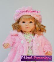 originalní španělské panenky pro děti realistická panenka, panenky jako zive levne, vinylové panenky, španělské realistické panenky Berbesa mluvící panenky ze Španělska pro děti