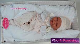originalní španělské panenky pro děti realistické panenky Antonio Juan, miminko jako živé mluvící panenky ze Španělska pro děti
