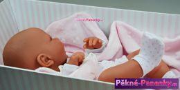 originalní španělské panenky pro děti realistické španělské panenky Antonio Juan, panenky jako živé miminko mluvící panenky ze Španělska pro děti