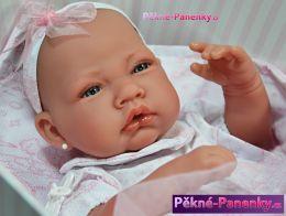 originalní španělské panenky pro děti realistické živé panenky Antonio Juan, panenky jako živé miminko mluvící panenky ze Španělska pro děti