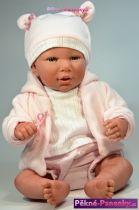 Reborn panenka miminko Arias® Paola 45 cm