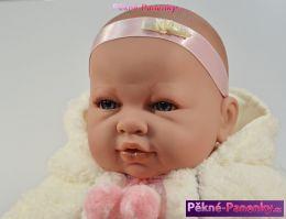 originalní španělské panenky pro děti velká realistická mluvící panenka miminko 50cm, španělské panenky jako živé Berbesa mluvící panenky ze Španělska pro děti