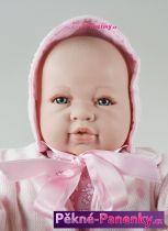 originalní španělské panenky pro děti velká realistická mluvící panenka, realistické panenky 50 cm Berbesa mluvící panenky ze Španělska pro děti
