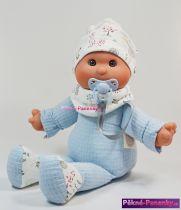 Hadrová panenka miminko šklebík
