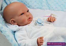 originalní španělské panenky pro děti luxusní panenka miminko chlapeček, která váží jako reálné malé miminko Arias mluvící panenky ze Španělska pro děti